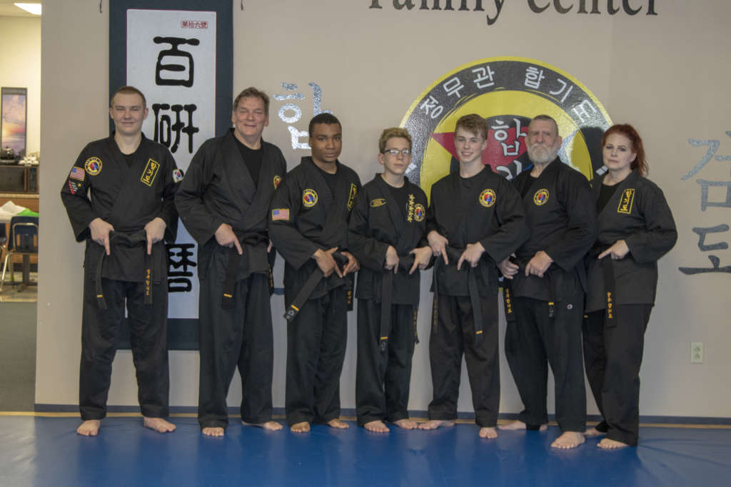 JMAFC 2019 Black Belt Promotions