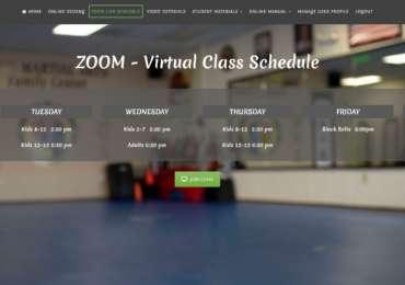 Live Zoom Schedule